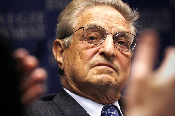 George Soros by ebankrot.sk