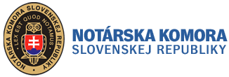 Bankrot® Blog - Notársky komora - Logo