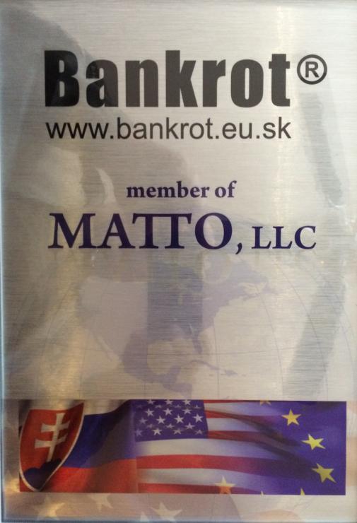 Bankrot® - Member by Matto llc